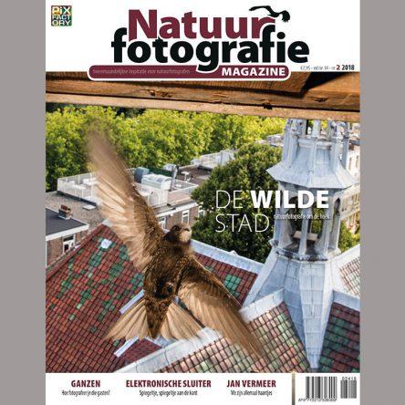 Natuurfotografie Magazine editie 2 2018
