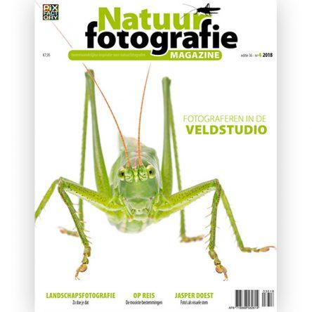 Natuurfotografie Magazine editie 4 2018