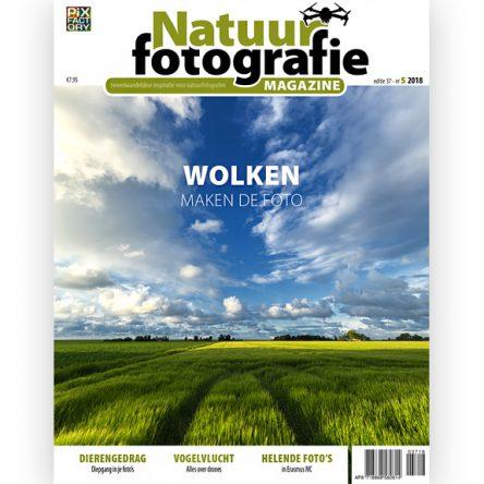 Natuurfotografie Magazine editie 5 2018