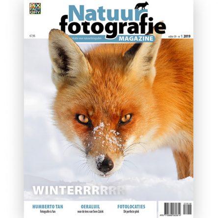 Natuurfotografie Magazine editie 1 2019
