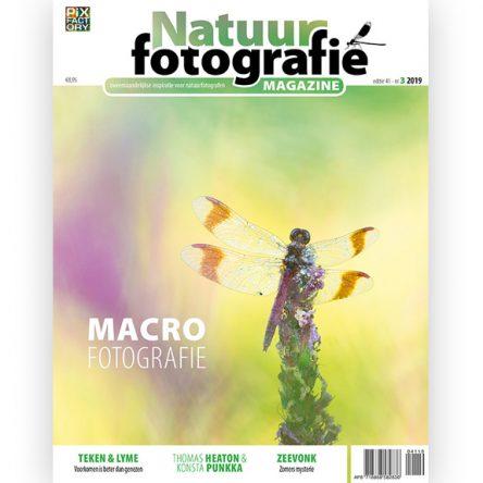 Natuurfotografie Magazine nummer 3 2019
