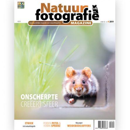 Natuurfotografie Magazine nummer 4 2019