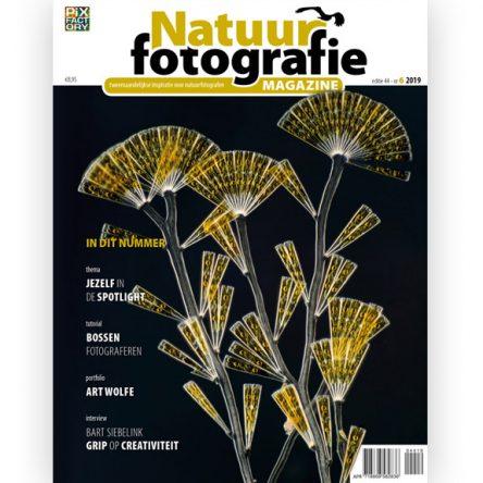Natuurfotografie Magazine nummer 6 2019