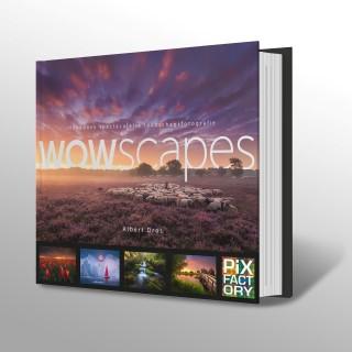 WOWscapes – Handboek spectaculaire landschapsfotografie