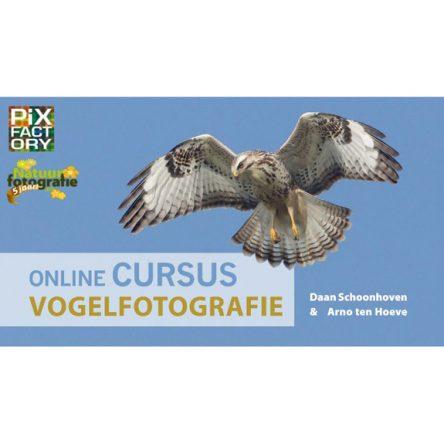 Online cursus vogelfotografie