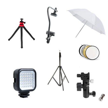 JvdW Macrofotografie-accessoire-pakket