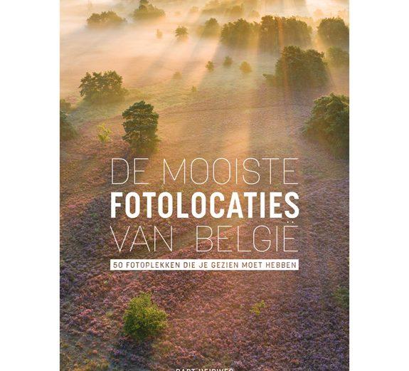 De mooiste fotolocaties van België