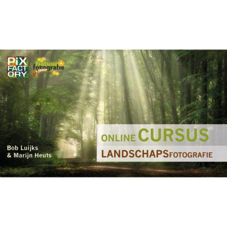 Online cursus landschapsfotografie