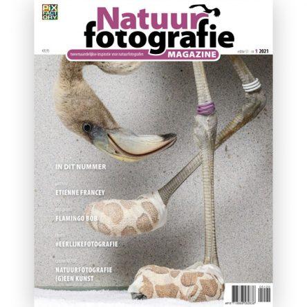 Natuurfotografie Magazine nummer 1 2021
