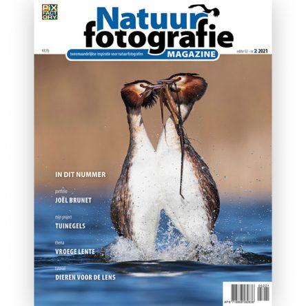 Natuurfotografie Magazine nummer 2 2021