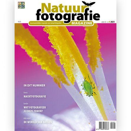 Natuurfotografie Magazine nummer 4 2021