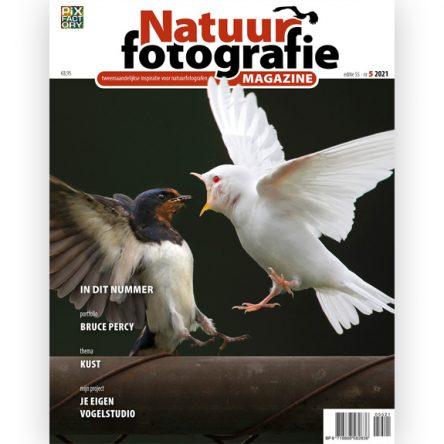 Natuurfotografie Magazine nummer 5 2021