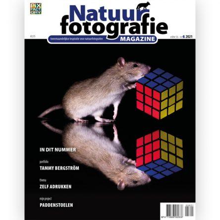Natuurfotografie Magazine nummer 6 2021
