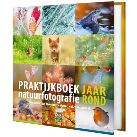 Praktijkboek natuurfotografie jaarrond – herdruk