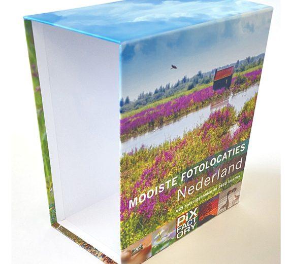 Luxe cassette voor De mooiste fotolocaties van Nederland