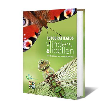 Fotografiegids Vlinders en Libellen
