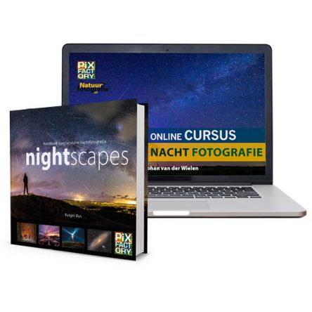 Combideal: NIGHTSCAPES & online cursus nachtfotografie
