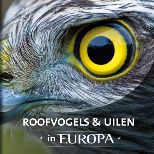 Roofvogels en Uilen van Europa
