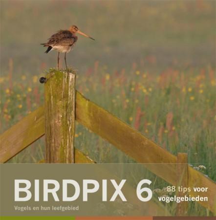 Birdpix 6 – 88 vogelgebieden in Nederland