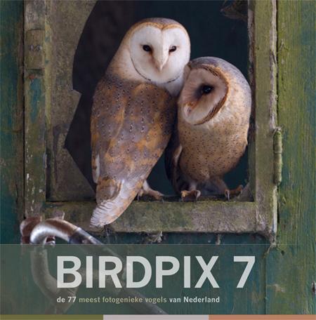 Birdpix 7 – De 77 meest fotogenieke vogels