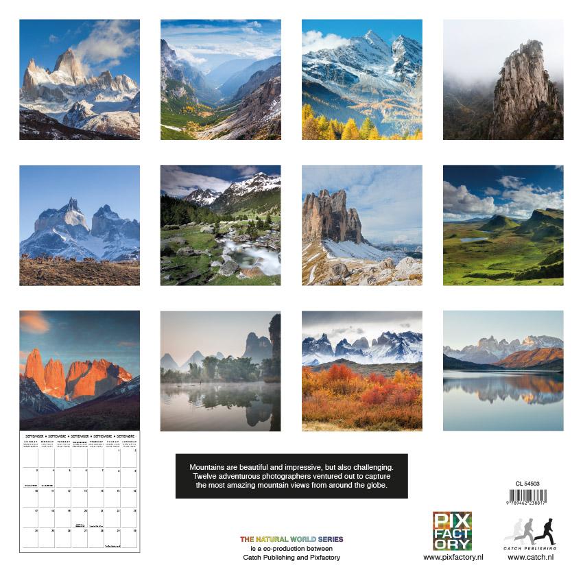 Bergen Kalender 2017