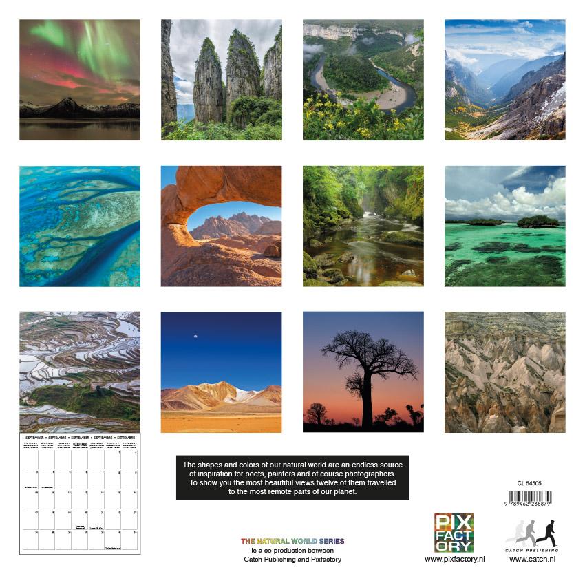 Planet Earth Kalender 2017